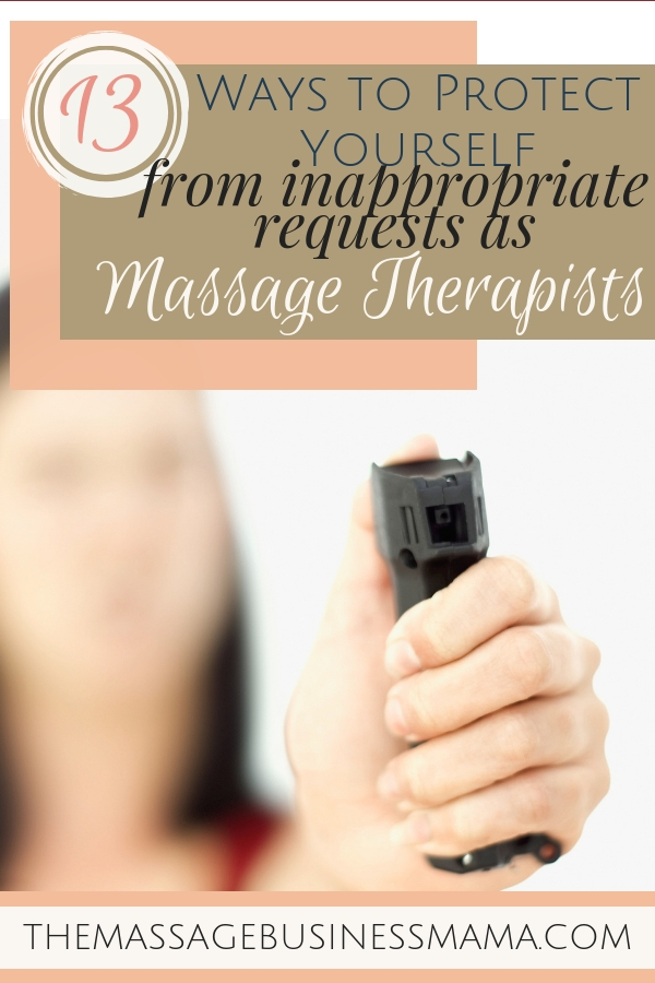 Learn Ways to Protect Yourself As A Massage Therapist.